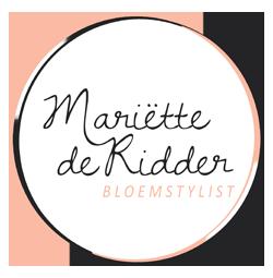 Mariette de Ridder – Bloemstylist